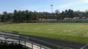 Walter Johnson High School Stadium Field, March 12